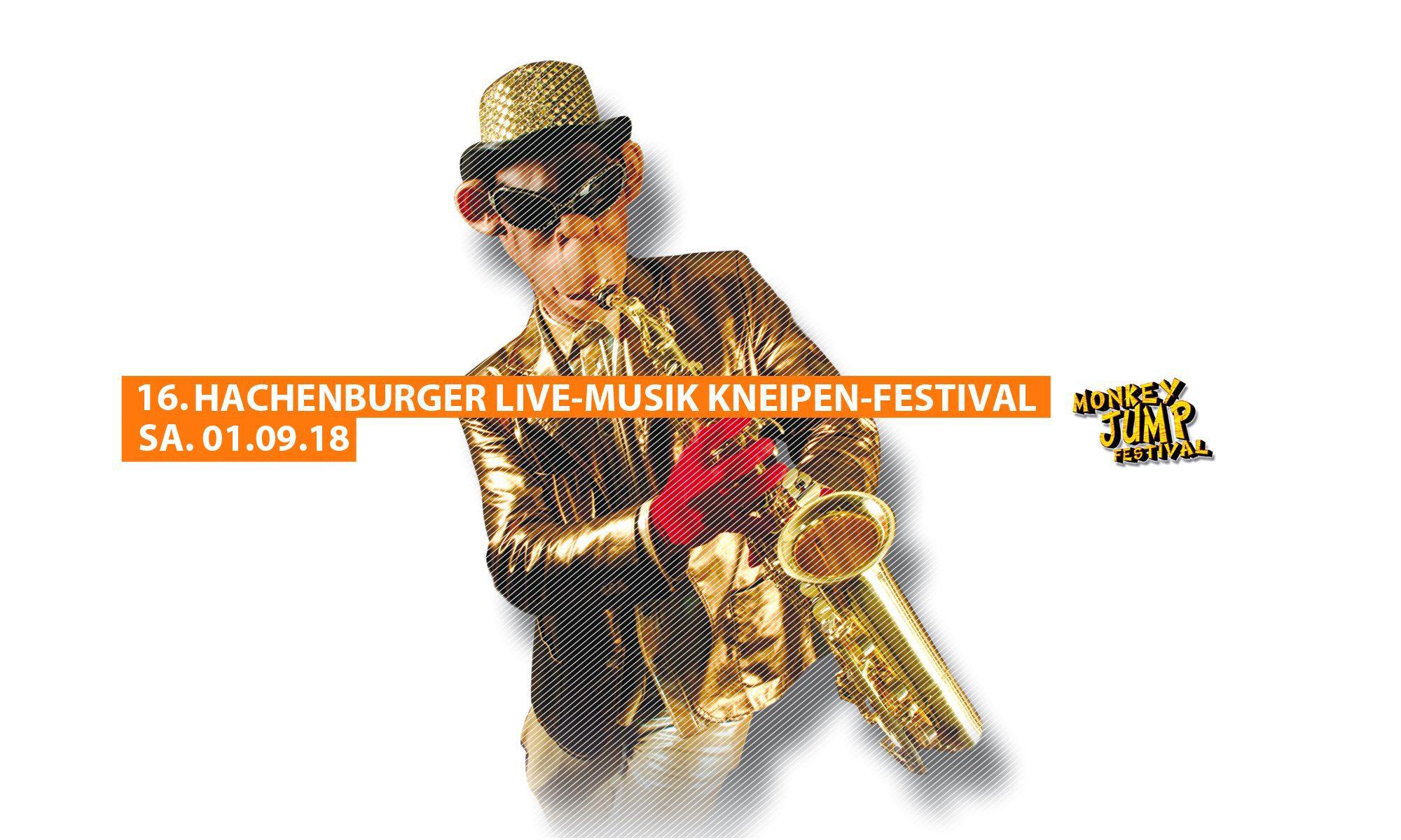 16. Monkey Jump Festival Hachenburg